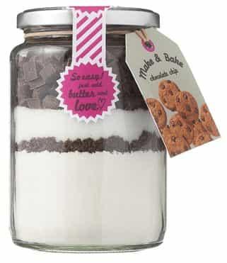 make & bake chocolade koekjes – HEMA