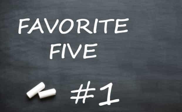 favorite-five-#1