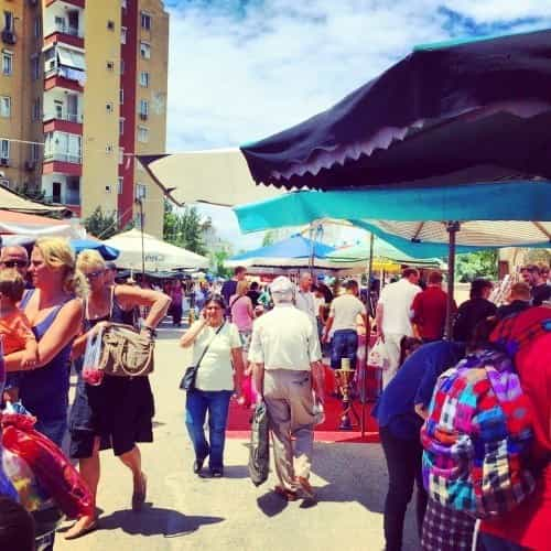 Vrijdag markt Antalya 2