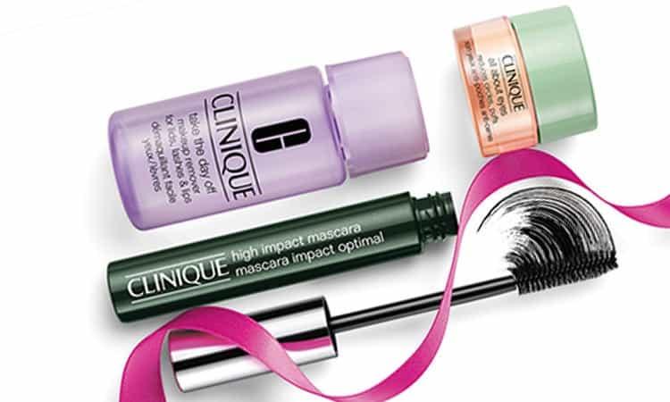 clinque-high-impact-mascara beauty gift set
