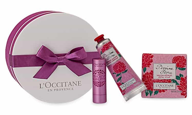 l'occitaine beauty gift set