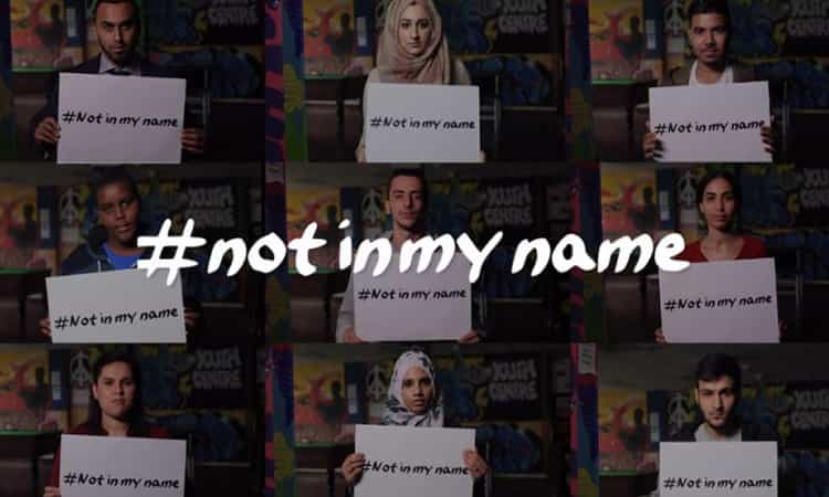 Moslims Lanceren Campagne tegen ISIS #NotInMyName