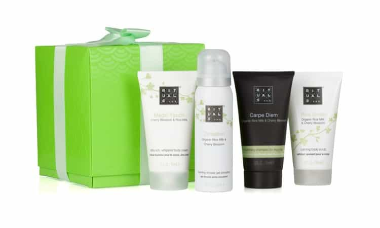rituals beauty gift set