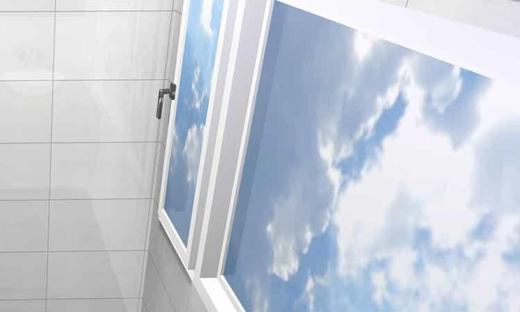 Badkamer-uitzoeken-Witte-muur-tegel