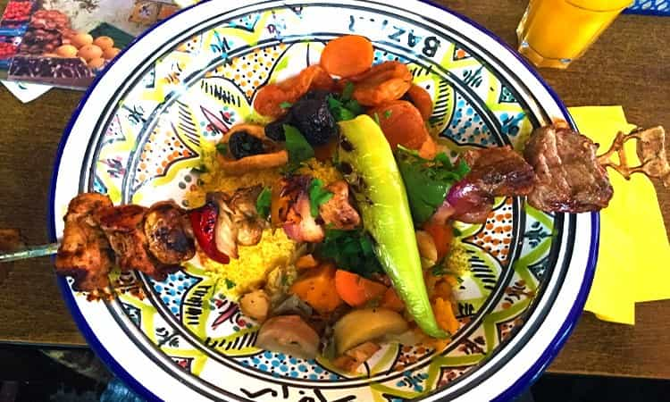restaurant Bazaar -El-Couscous