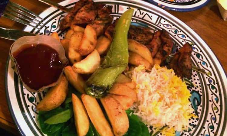 restaurant Bazaar Sis-Kebab