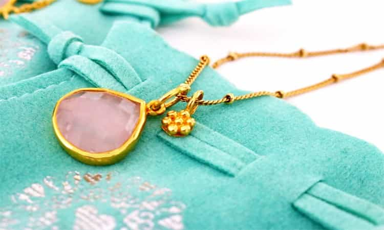 Heart to Get ketting- Stone of love