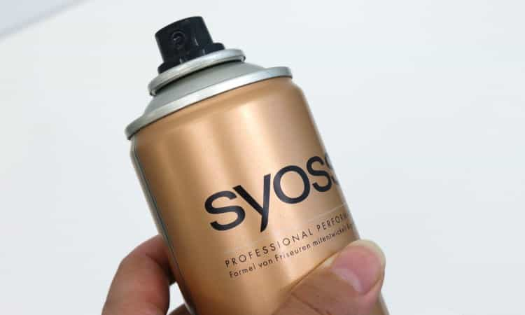 Syos Keratine Style Perfection Hairspray
