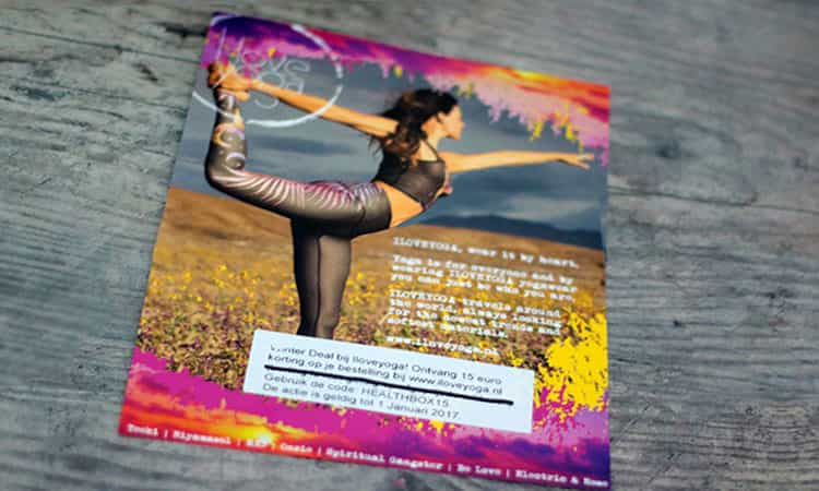 Healthbox November