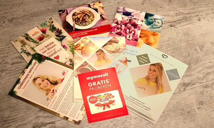 Healthbox Christmas editie by Viv