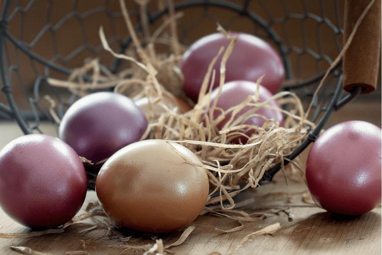 3x Eieren versieren voor Pasen