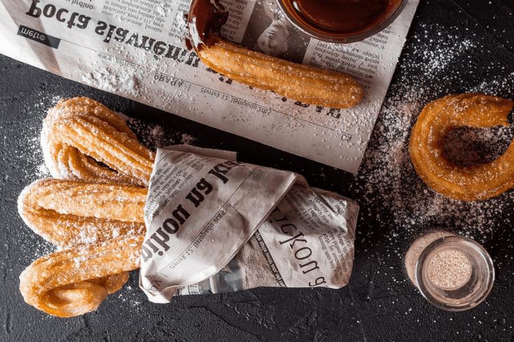 Hoe je zelf de lekkerste churros maakt