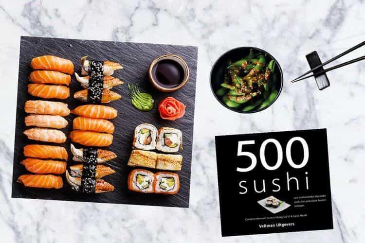 sushi zelf maken