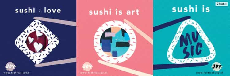 Sushi Festival JOY