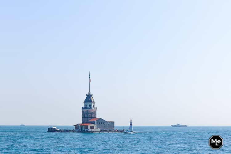 Bezienswaardigheden in Istanbul-Kiz Kules