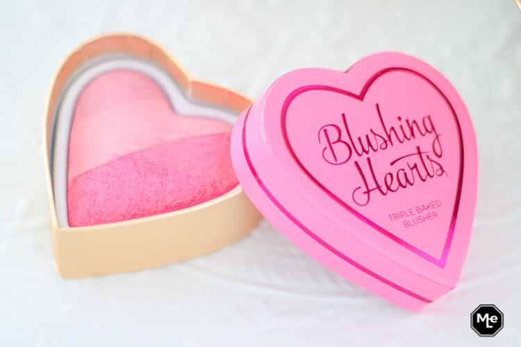 I Heart Makeup Blushing Heart