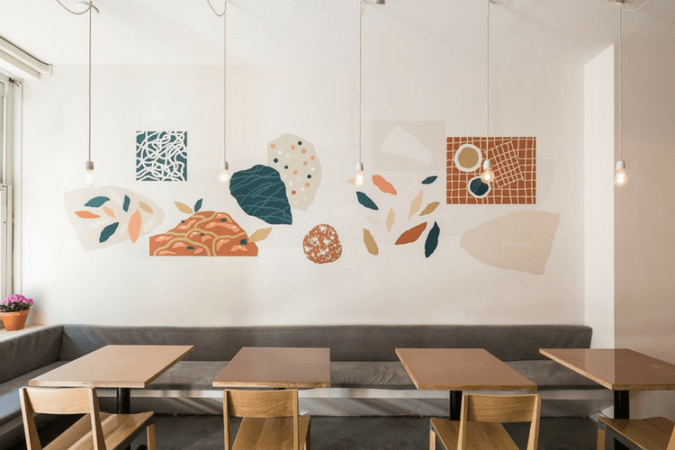 Hotspot: Restaurant Locanda - interieur