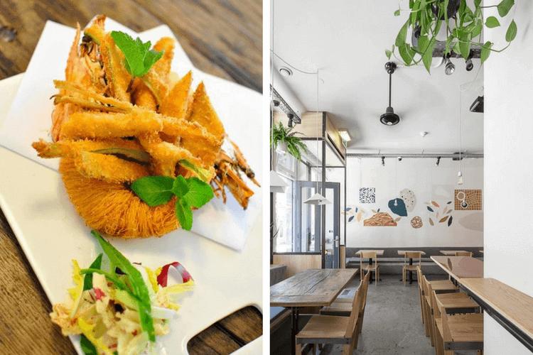 Hotspot: Restaurant Locanda - food