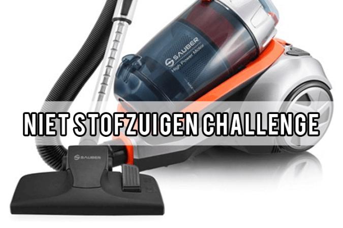 Sauber- Een week niet stofzuigen challenge