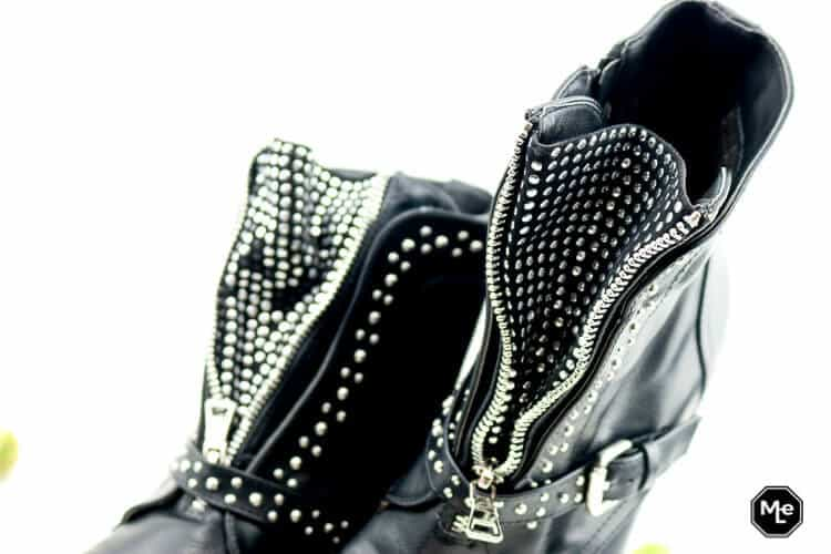 Must-haves Bikerboots