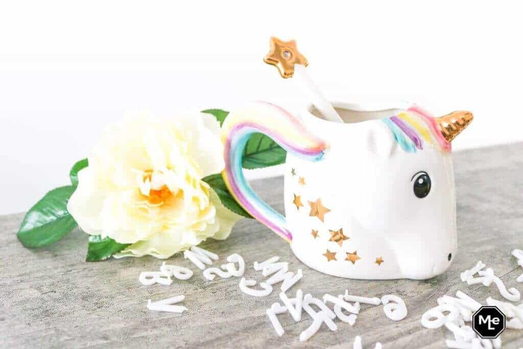 I love unicorns - unicorn mok
