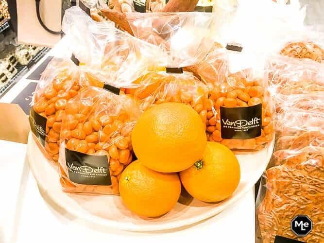 sinaasappel pepernoten