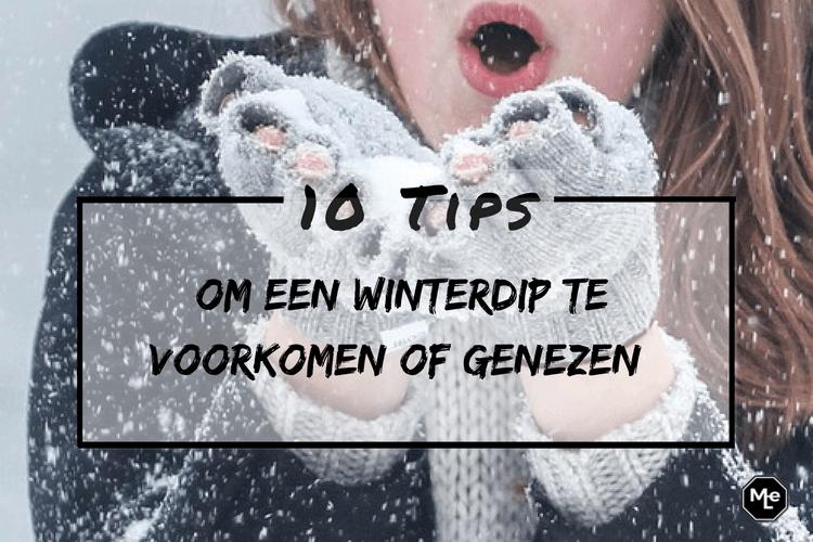 10 tips om een winterdip te voorkomen of genezen