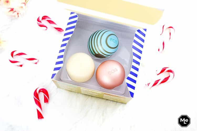 EOS Holiday Lip Trio Set giftset