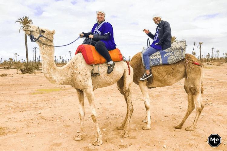 Marrakech-travel-report-kameel-rijden-3