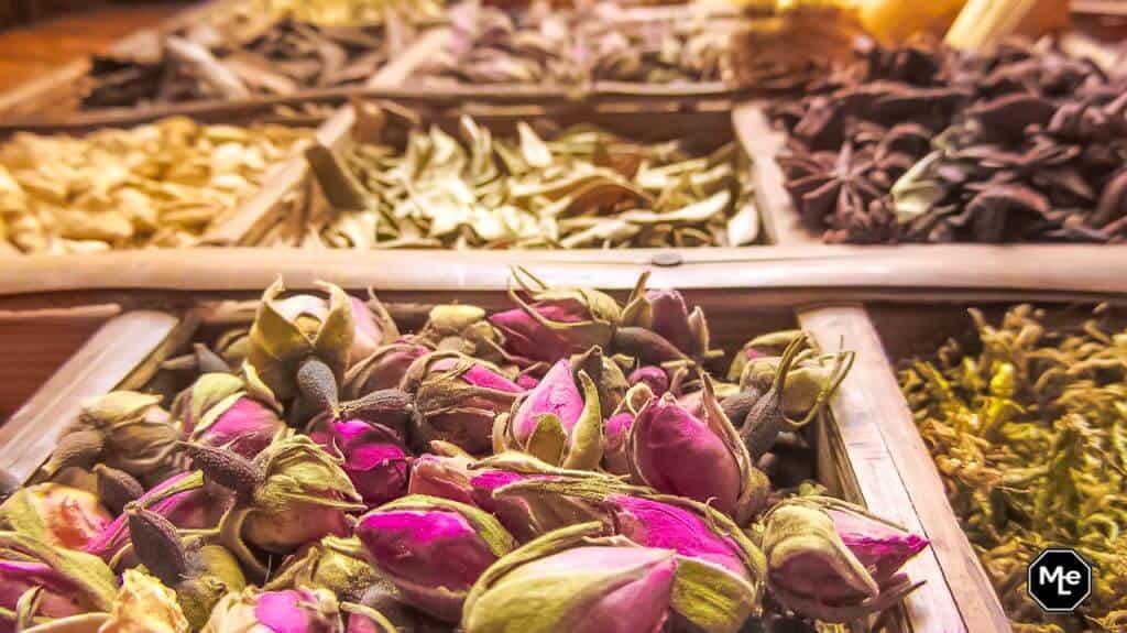 Marrakech travel report-souk