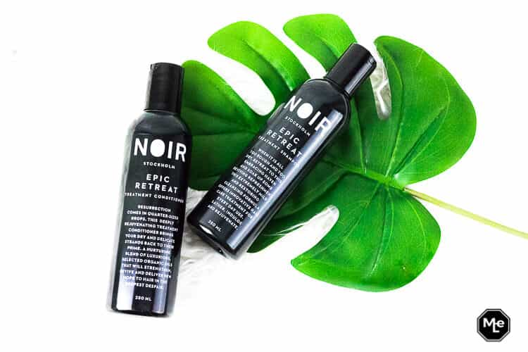 Haarverzorging van Noir Stockholm