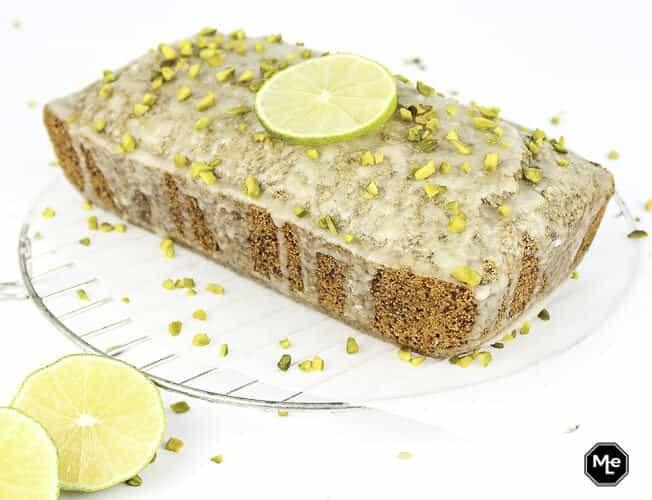 Polenta cake met citroen