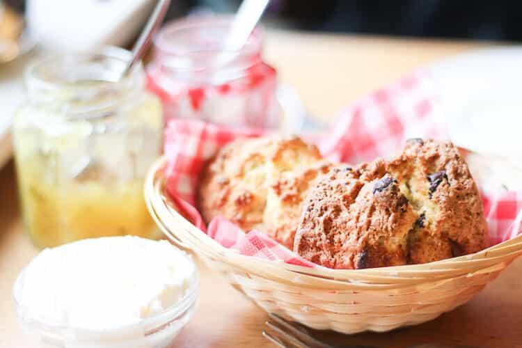 Hotspot - de bakkerswinkel scones