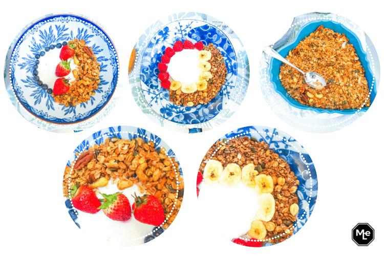 gezonde granola - MyGranolo