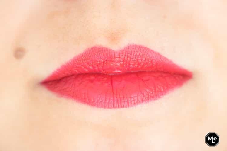 Na hem een paar keer gebruik te hebben vind ik het een prima applicator, waarmee ik de lipstick goed kan aanbrengen.