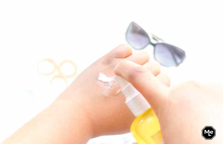 Vichy Idéal Soleil zonbeschermend water