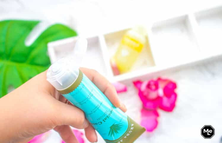 skincare producten met aloë vera