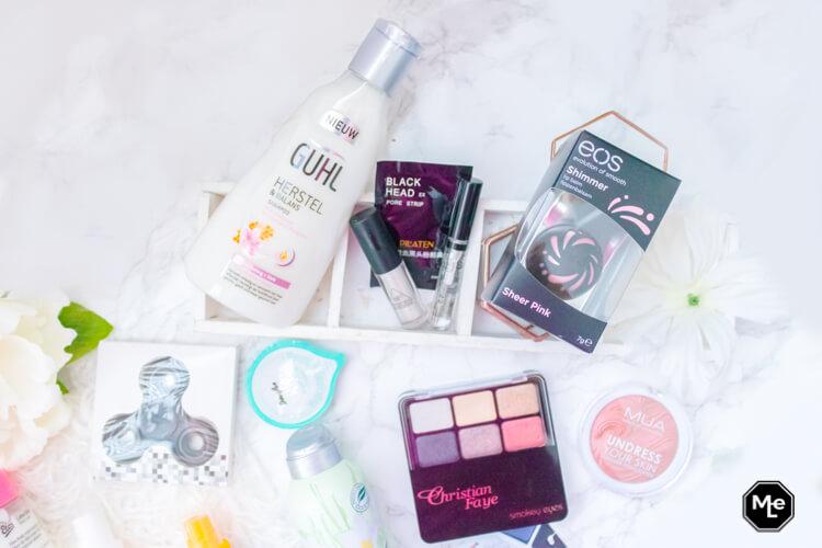winactie beautypakket