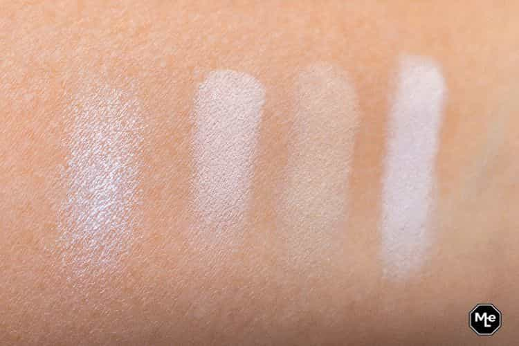 Ultra flawless 3 - swatches 1