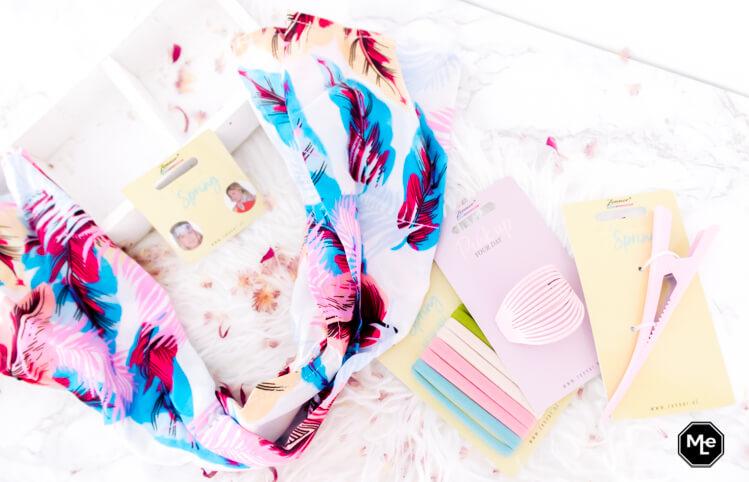 7x zomerkapsels met een sjaaltje