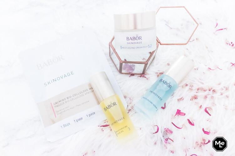 Babor Skinovage moisturizing skincare