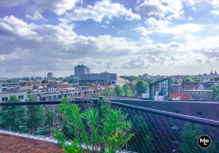 botanische rooftop hotspot Zoku
