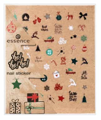 ESSENCE HO! HO! HO! NAIL STICKERS