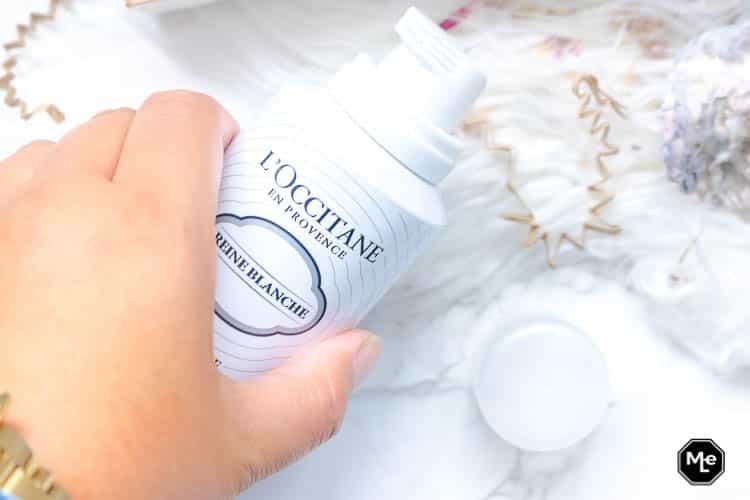 L' occitane reinigingsmousse gezichtsreiniger- hoe te gebruiken?