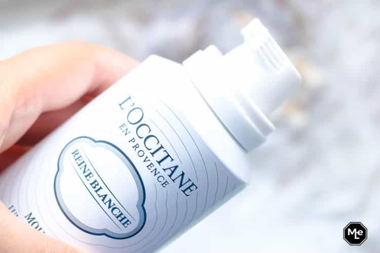 L' occitane reinigingsmousse gezichtsreiniger- verpakking