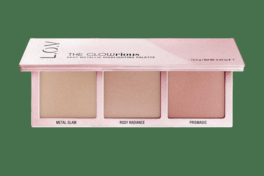 L.O.V-THE-GLOWRIOUS-deep-metallic-highlighting-palette