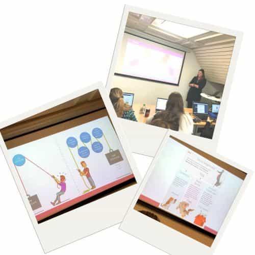 Yoast blog event -Marieke één van e eigenaren van Yoast