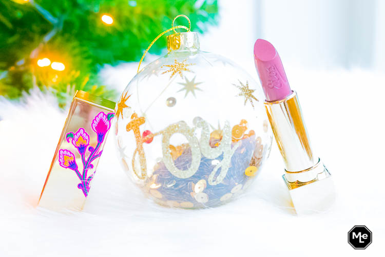 Etos Limited Edition Christmas Lipstick - Santa's Helper