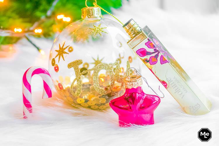 Etos Limited Edition Christmas Mascara Close-up