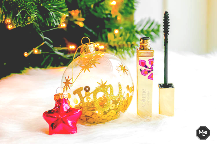 Etos Limited Edition Christmas Mascara Borstel close-up
